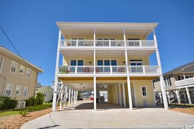 North Myrtle Beach Single Family Home Active-Pend. Cntgt. On Financi: 1508 S Ocean Boulevard