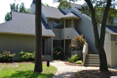 Myrtle Beach Condo/Townhouse For Sale: 209 Westleton Drive #14-B