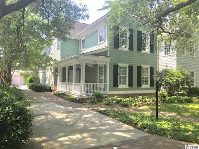 Georgetown Single Family Home For Sale: 711 Highmarket St.