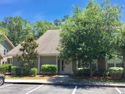 North Myrtle Beach Condo/Townhouse For Sale: 1545 Spinnaker Dr #7A