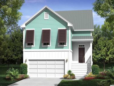 Murrells Inlet Single Family Home For Sale: 217 Splendor Circle