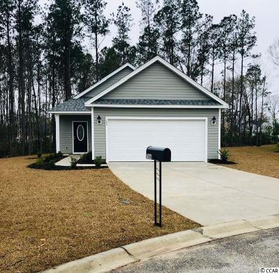 Loris Single Family Home For Sale: 184 Winding Path Dr