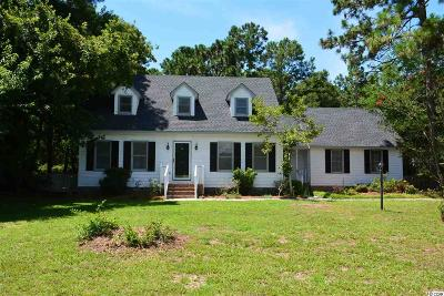 Pawleys Island Single Family Home For Sale: 411 Aspen Loop
