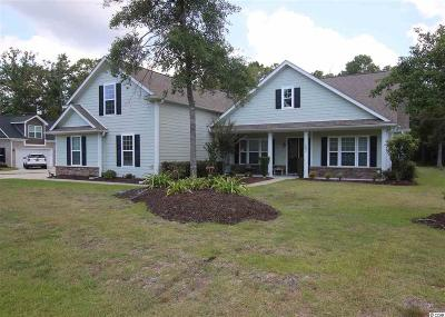 Myrtle Beach Single Family Home For Sale: 352 Capers Creek Drive