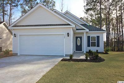 Loris Single Family Home For Sale: 188 Winding Path Dr
