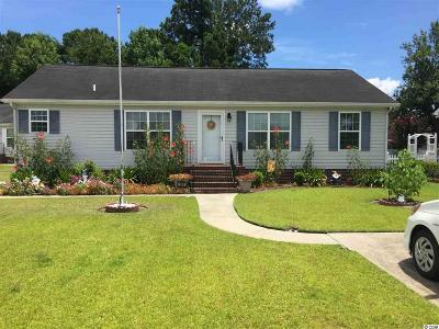 Murrells Inlet Single Family Home Active W/Kickout Clause: 284 Stone Throw Dr