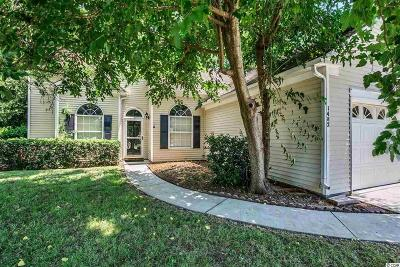 Murrells Inlet Single Family Home For Sale: 1482 Riceland Court