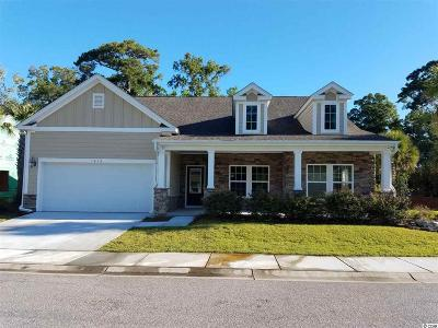 Myrtle Beach Single Family Home For Sale: 1614 Edgewood Drive