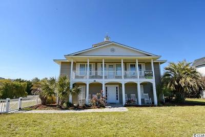 North Myrtle Beach Single Family Home For Sale: 1401 N Ocean Blvd.