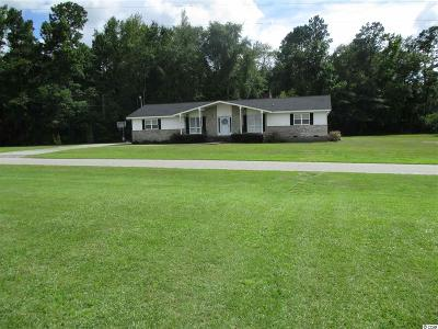 Loris Single Family Home Active-Pend. Cntgt. On Financi: 1776 Holly Hill Rd
