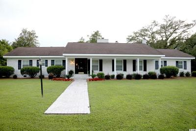 Conway Single Family Home For Sale: 160 Sherwood Drive