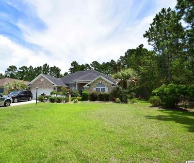 Myrtle Beach Single Family Home For Sale: 4255 Congressional Dr