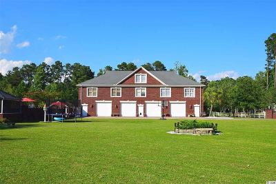 Single Family Home For Sale: 6912 Bay Rd