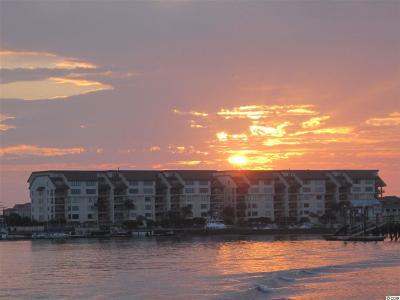 Garden City Beach Condo/Townhouse For Sale: 1398 Basin Terrace #105