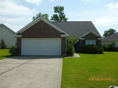 Georgetown County, Horry County Single Family Home Active-Pending Sale - Cash Ter: 229 Colby Ct.