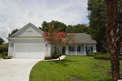 Pawleys Island Single Family Home For Sale: 96 Prentice Court