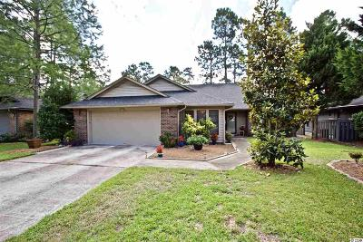 Myrtle Trace Single Family Home For Sale: 121 Mayberry Ln.