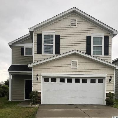 Myrtle Beach SC Single Family Home Active-Pend. Cntgt. On Financi: $220,000