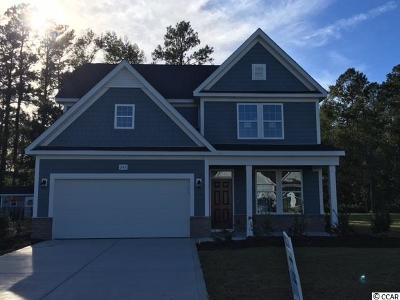 Conway Single Family Home For Sale: 245 Board Landing Cir.