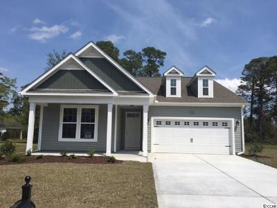 Conway Single Family Home For Sale: 501 Turn Bridge Ln.