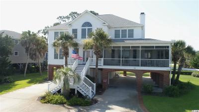 North Myrtle Beach Single Family Home For Sale: 505 N Ocean Blvd