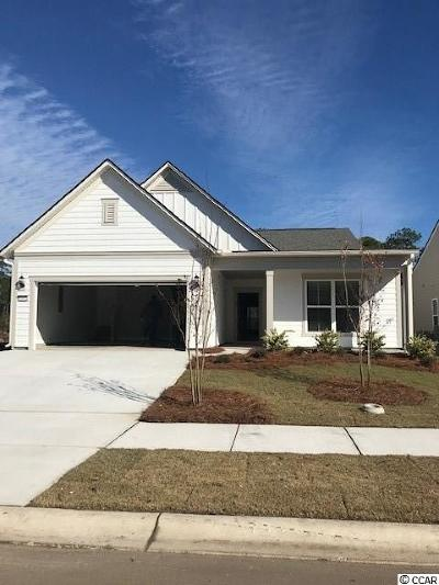 Myrtle Beach Single Family Home Active-Pend. Cntgt. On Financi: 6449 Cascata Drive