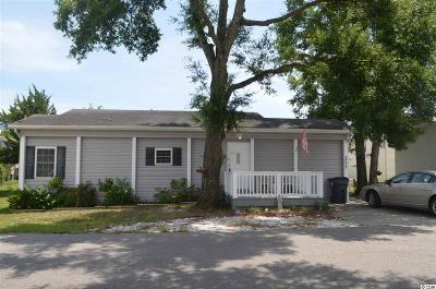 Garden City Beach Single Family Home For Sale: 2002 Morning Glory