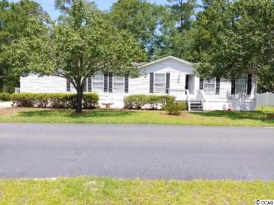 Conway Single Family Home For Sale: 1034 Palm Drive