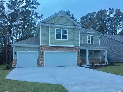 North Myrtle Beach Single Family Home For Sale: 1122 Inlet View Drive