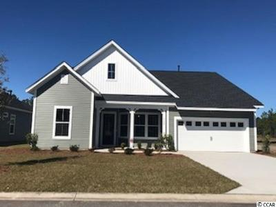 Myrtle Beach Single Family Home For Sale: 6154 Chadderton Circle
