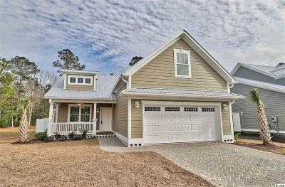 Murrells Inlet Single Family Home For Sale: 185 Oak Hampton Drive