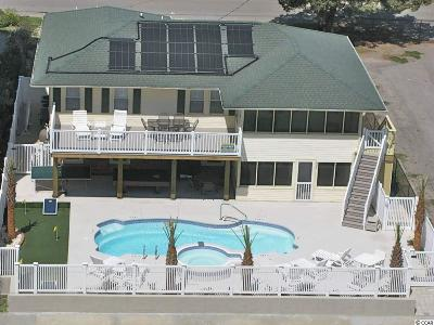 Myrtle Beach, Surfside Beach, North Myrtle Beach Single Family Home For Sale: 2504 S Ocean Blvd.