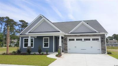 North Myrtle Beach Single Family Home For Sale: 1020 Bonnet Drive