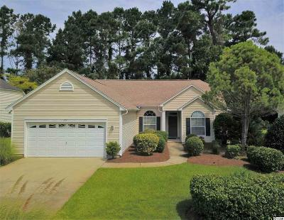 Pawleys Island Single Family Home For Sale: 101 Cobblestone Drive