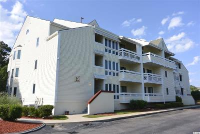 North Myrtle Beach Condo/Townhouse For Sale: 1100 Possum Trot Rd #E-326