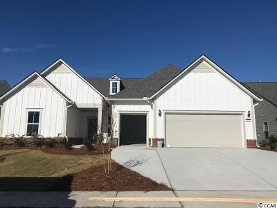 Myrtle Beach Single Family Home Active-Pending Sale - Cash Ter: 6436 Torino Lane