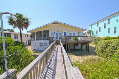 Pawleys Island Single Family Home For Sale: 160 Seaview Loop