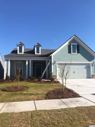 Myrtle Beach Single Family Home Active-Pend. Cntgt. On Financi: 5856 Ledro Lane