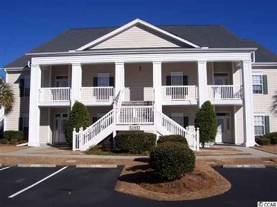 Myrtle Beach Condo/Townhouse For Sale: 4934 Crab Pond Ct. #201