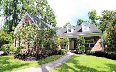 Pawleys Island Single Family Home For Sale: 37 Torrens Place