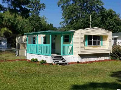 Myrtle Beach SC Single Family Home For Sale: $49,900