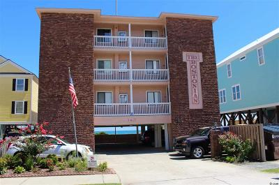Surfside Beach Condo/Townhouse For Sale: 1417 S Ocean Blvd. #201
