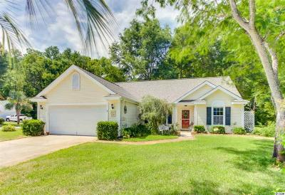Pawleys Island Single Family Home Active-Pend. Cntgt. On Financi: 15 Safe Harbor