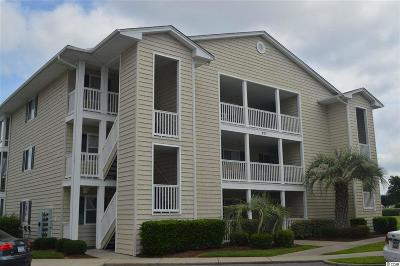 North Myrtle Beach Condo/Townhouse For Sale: 207 D Landing Rd #207D