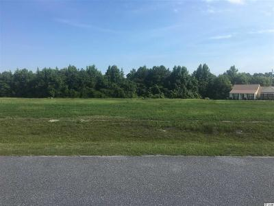 Horry County Residential Lots & Land For Sale: 579 Sunny Pond Ln