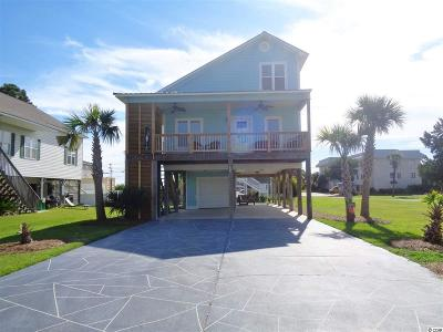 North Myrtle Beach Single Family Home For Sale: 408 22nd Ave. North