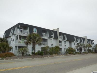 North Myrtle Beach Condo/Townhouse For Sale: 5001 N Ocean Blvd. #1-B