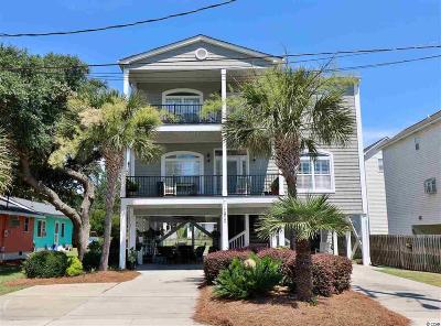 North Myrtle Beach Single Family Home For Sale: 1612 Holly Dr.