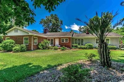 Myrtle Beach Single Family Home For Sale: 224 Live Oak Lane