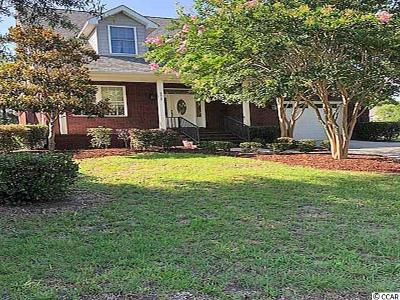 North Myrtle Beach Single Family Home For Sale: 2019 Ye Olde Kings Hwy